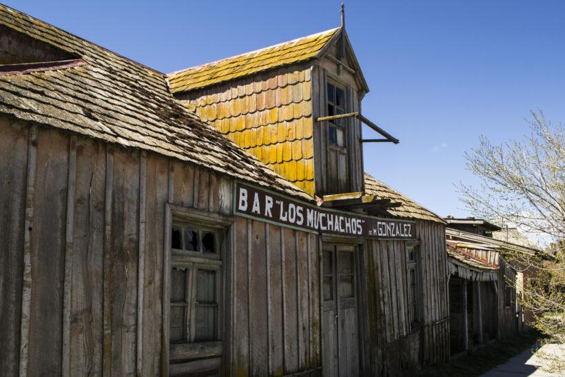 Patagonia Architecture