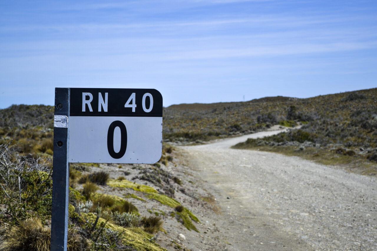 Ruta 40 Road trip