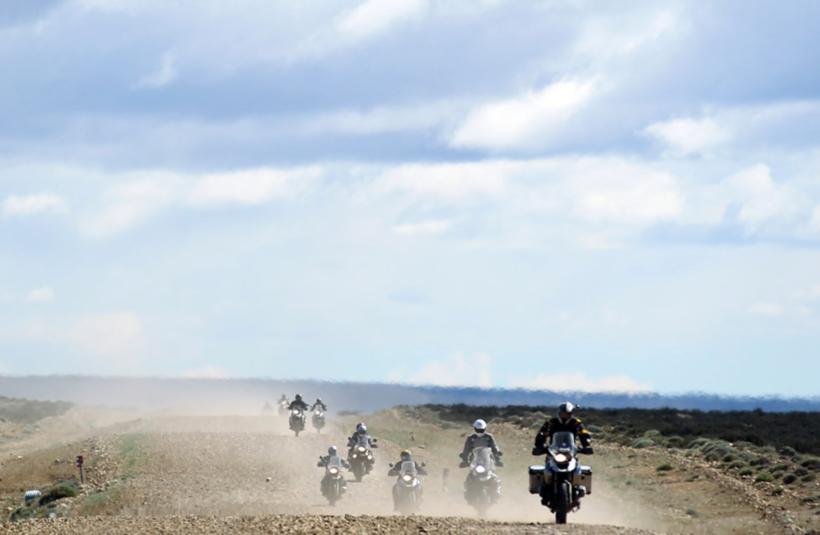 Patagonia Moto Trip